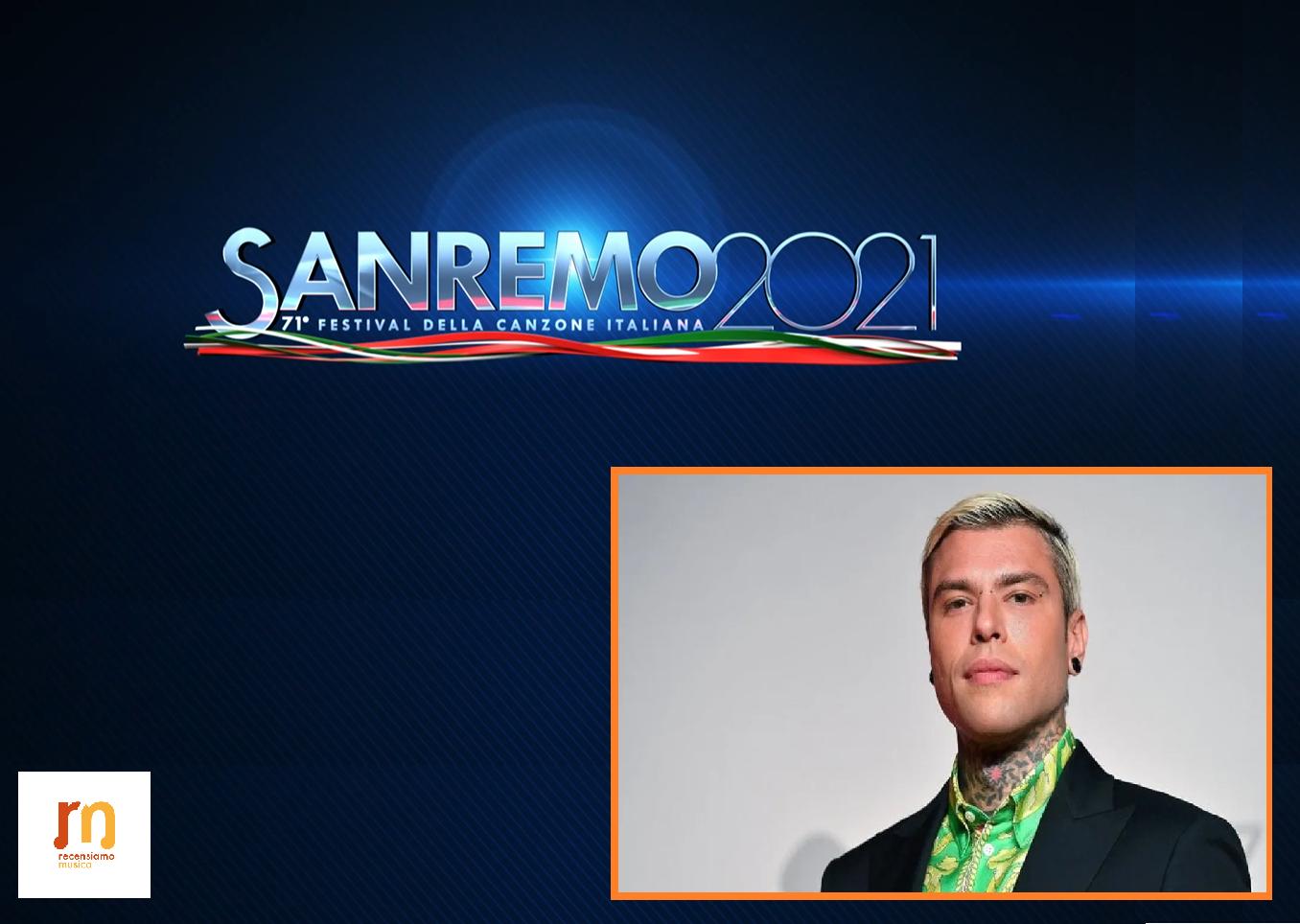 Fedez - Sanremo 2021