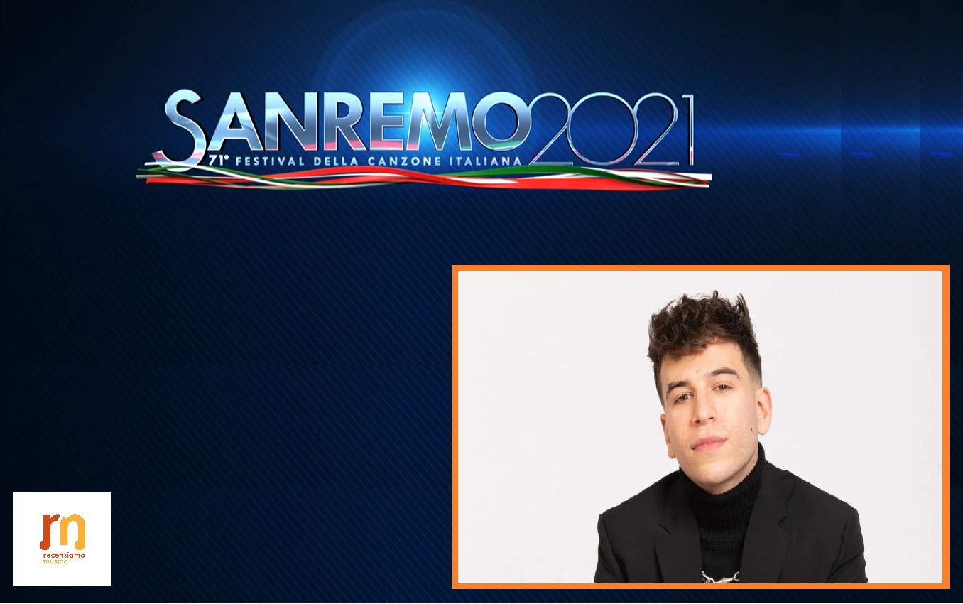 Fasma - Sanremo 2021