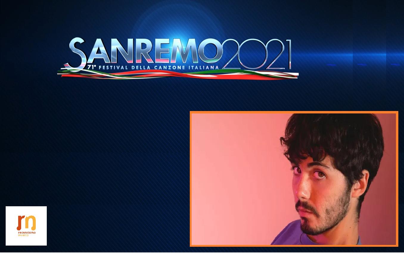 Fulminacci - Sanremo 2021