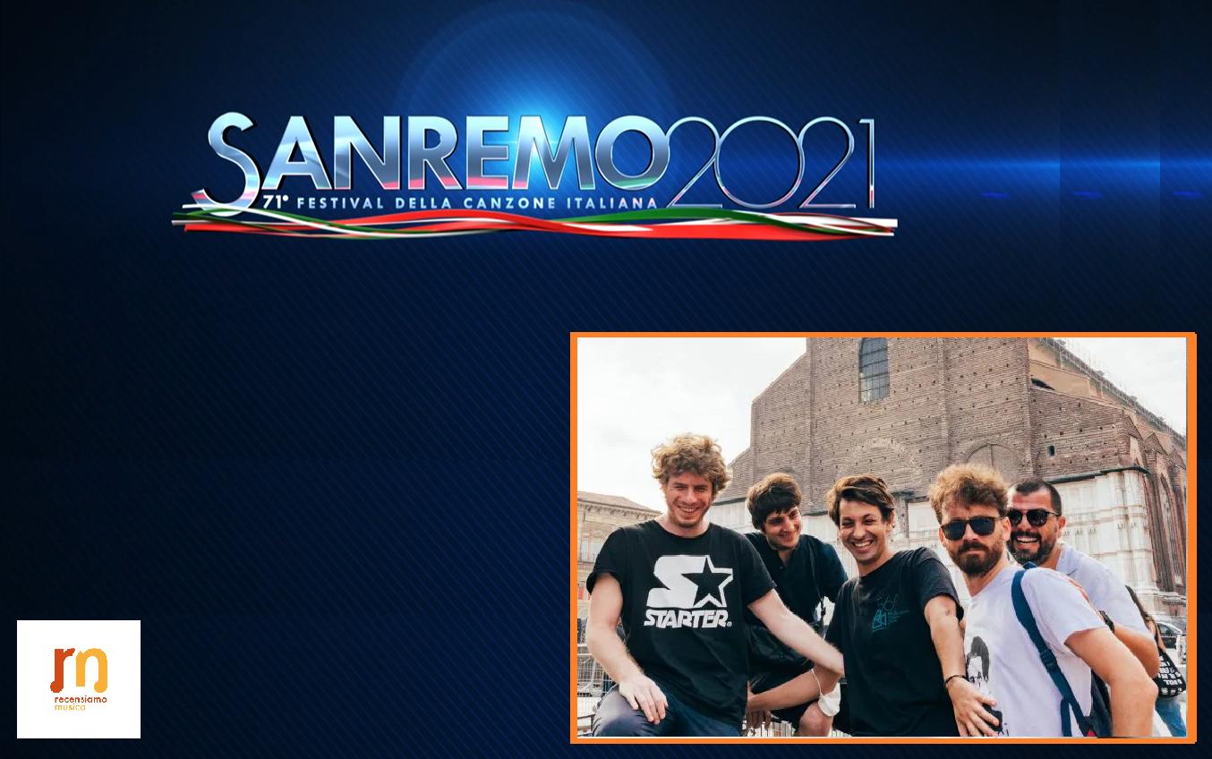 Sanremo 2021 - Lo Stato Sociale