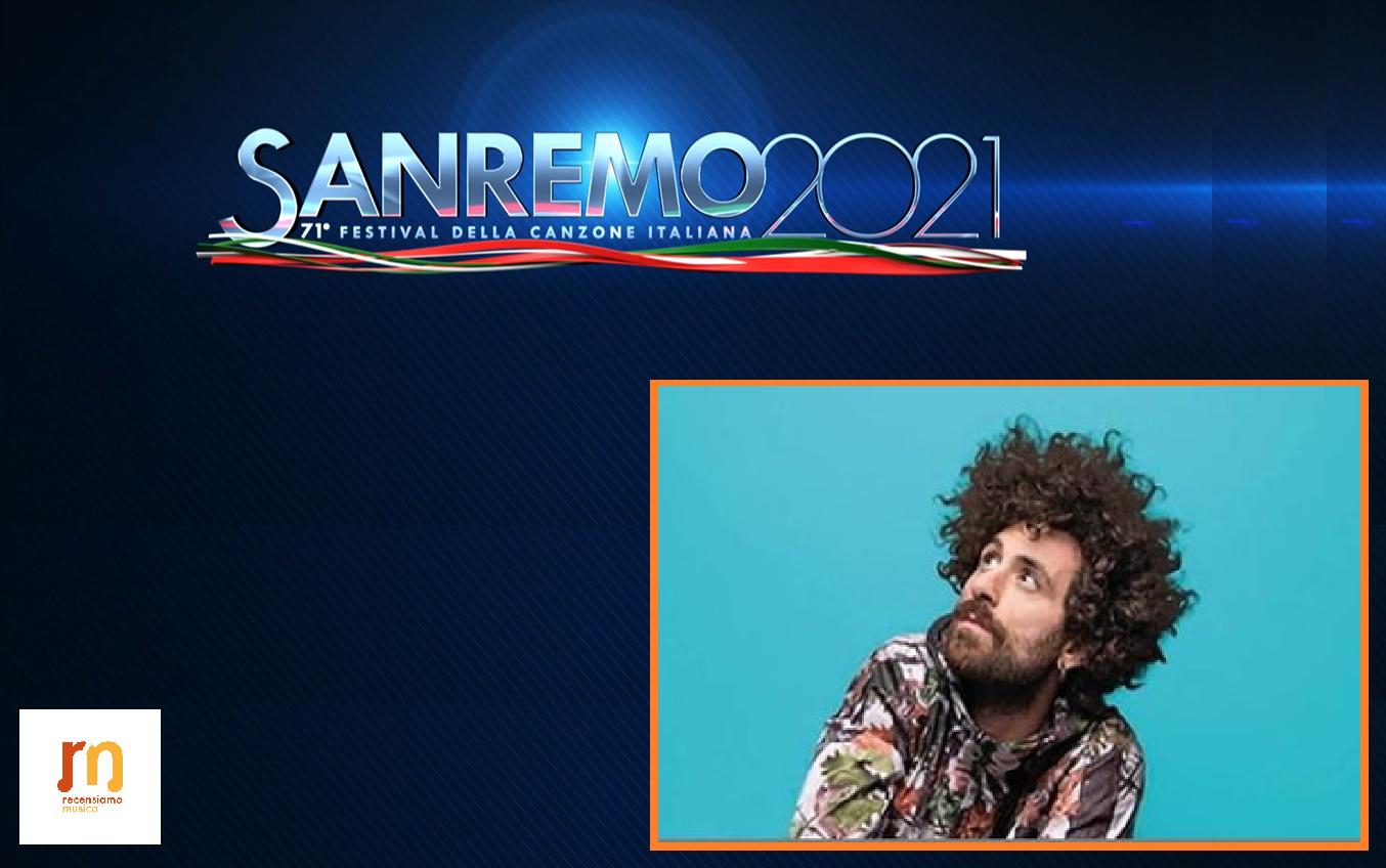 Sanremo 2021 - Gio Evan