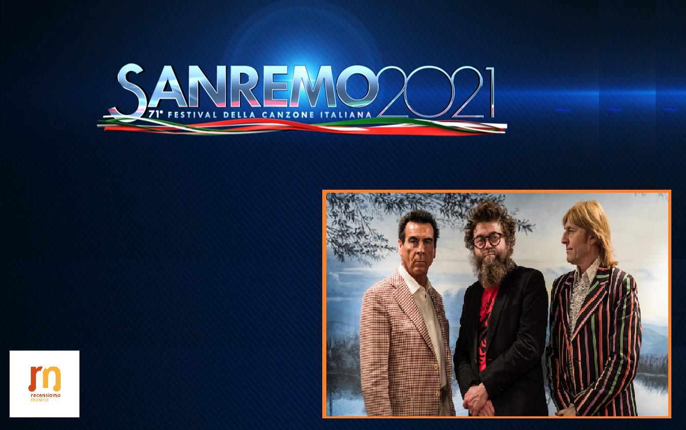 Sanremo 2021 - Extraliscio