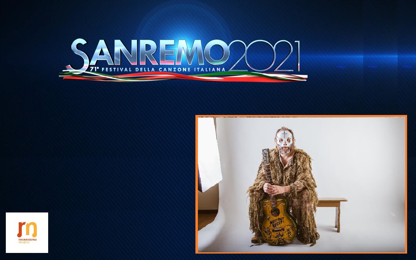 Sanremo 2021 - Davide Toffolo