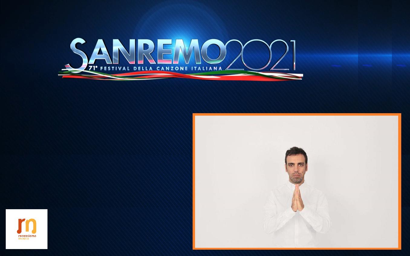 Sanremo 2021 - Colapesce
