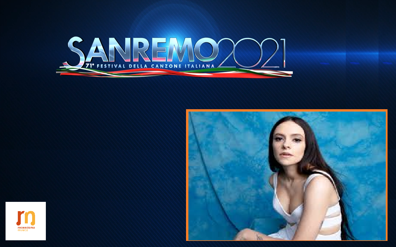 Francesca Michielin - Sanremo 2021