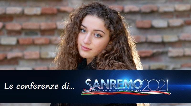 Elena Faggi - Sanremo 2021
