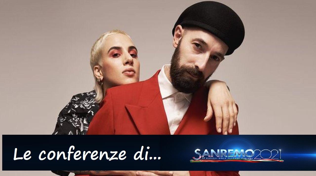 Coma_Cose - Sanremo 2021