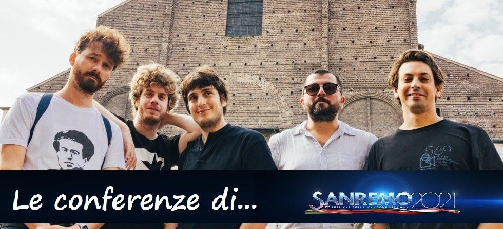Lo Stato Sociale - Sanremo 2021