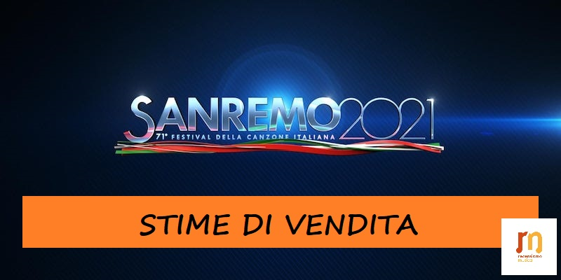 Sanremo 2021 - Stime