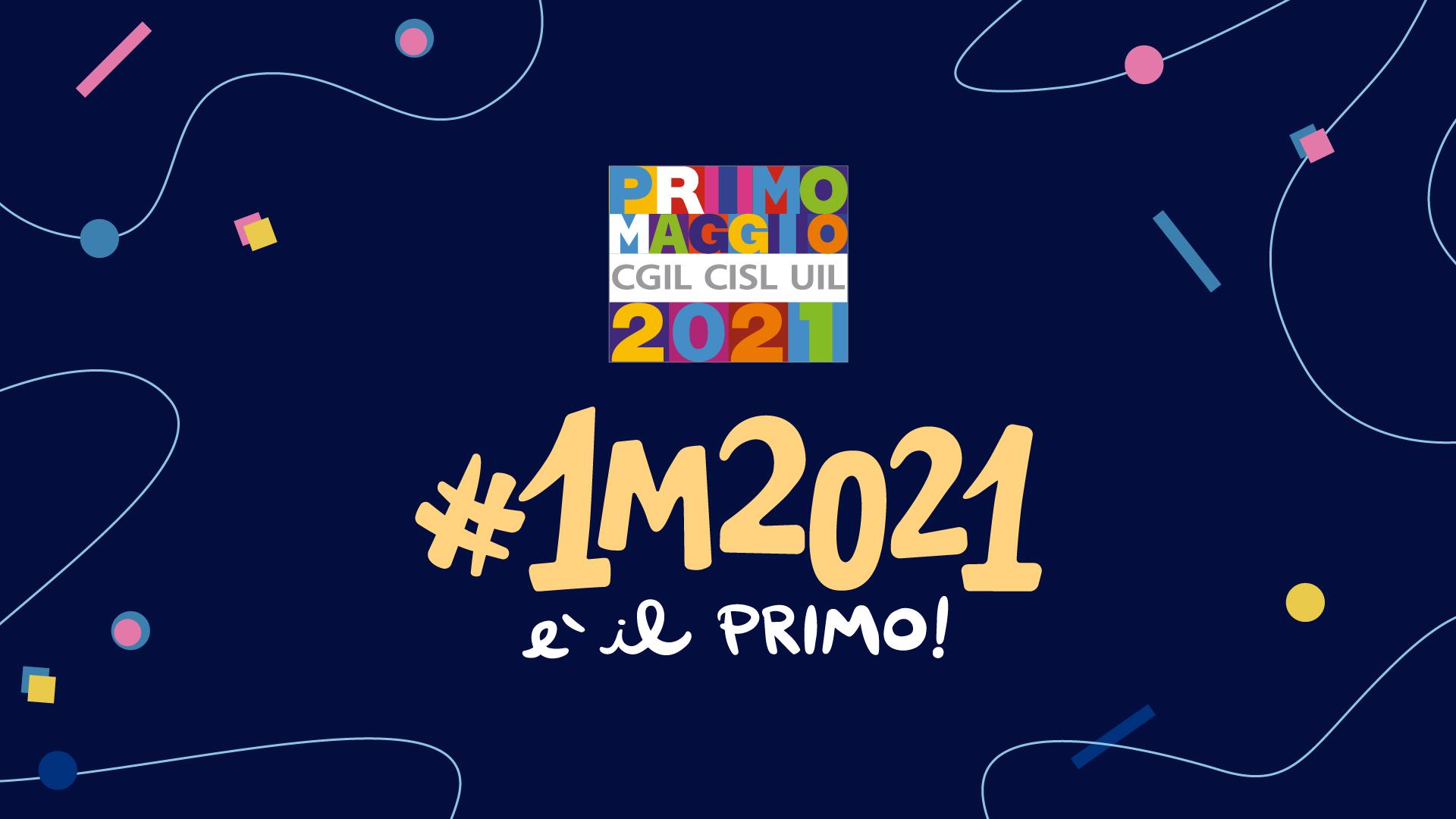 Primo Maggio 2021