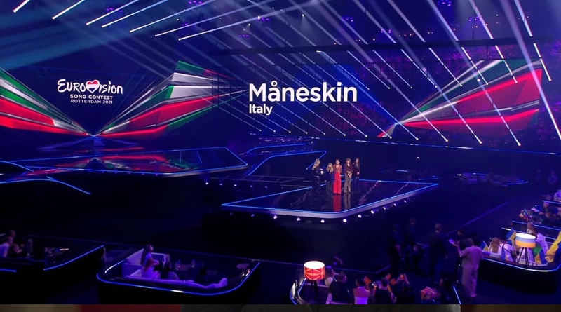 Eurovision Song Contest Maneskin