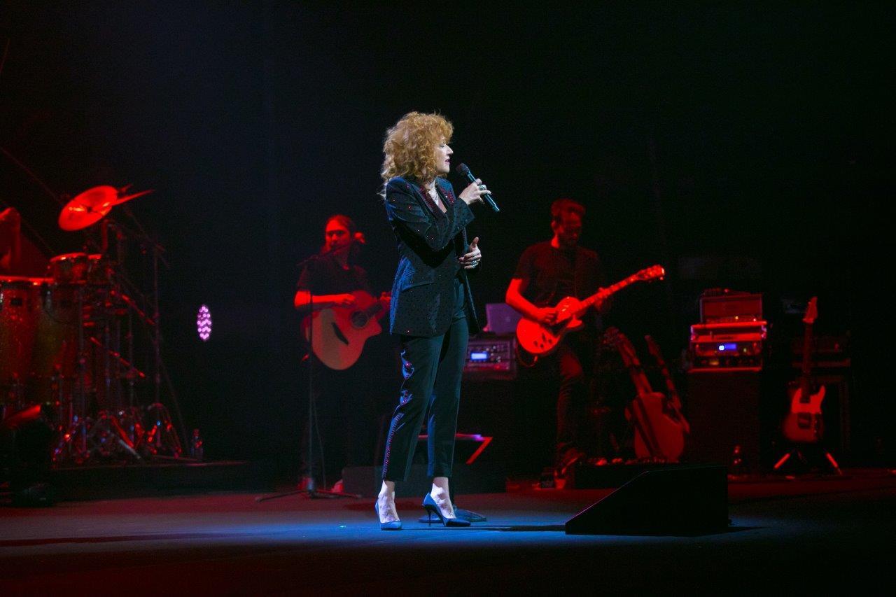 Fiorella Mannoia Live