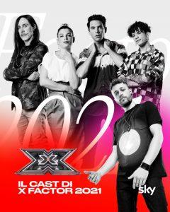 X-Factor 2021