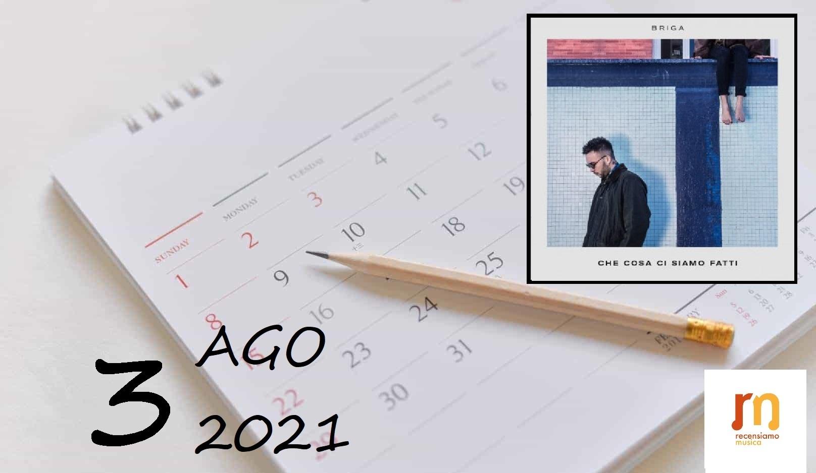3 agosto