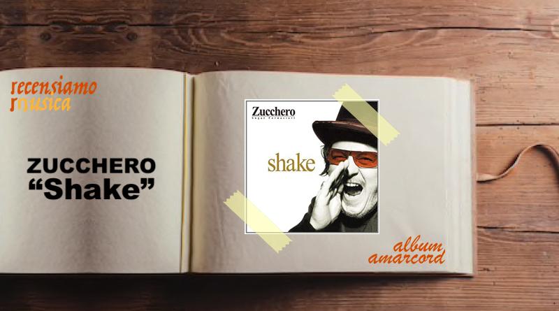 Zucchero Shake