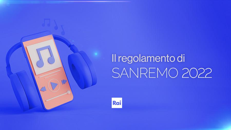 Sanremo 2022 regolamento
